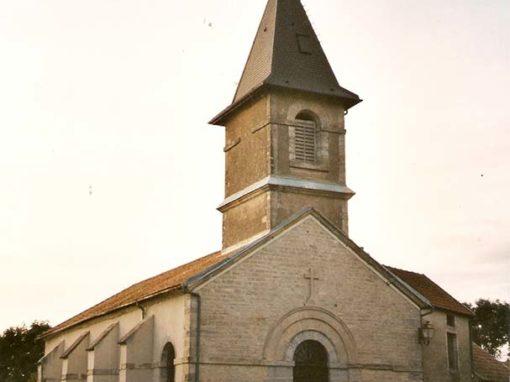 Eglise de Gergueil