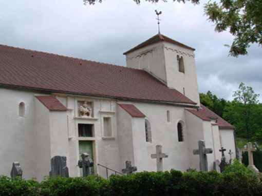 Eglise de Lantenay