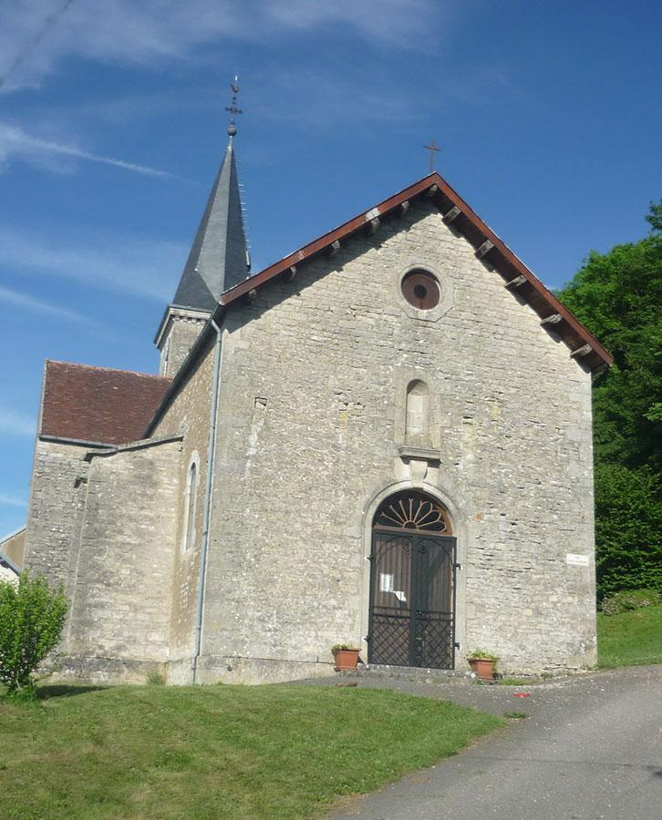 Eglise de Mesmont