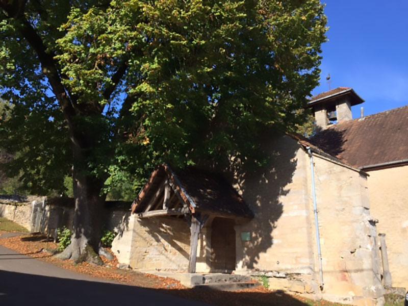 Eglise de Montoillot