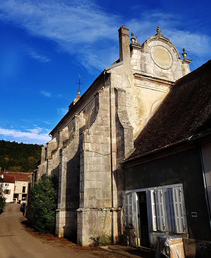 Eglise de Pralon