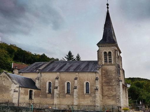 Eglise de Saint-Victor-sur-Ouche