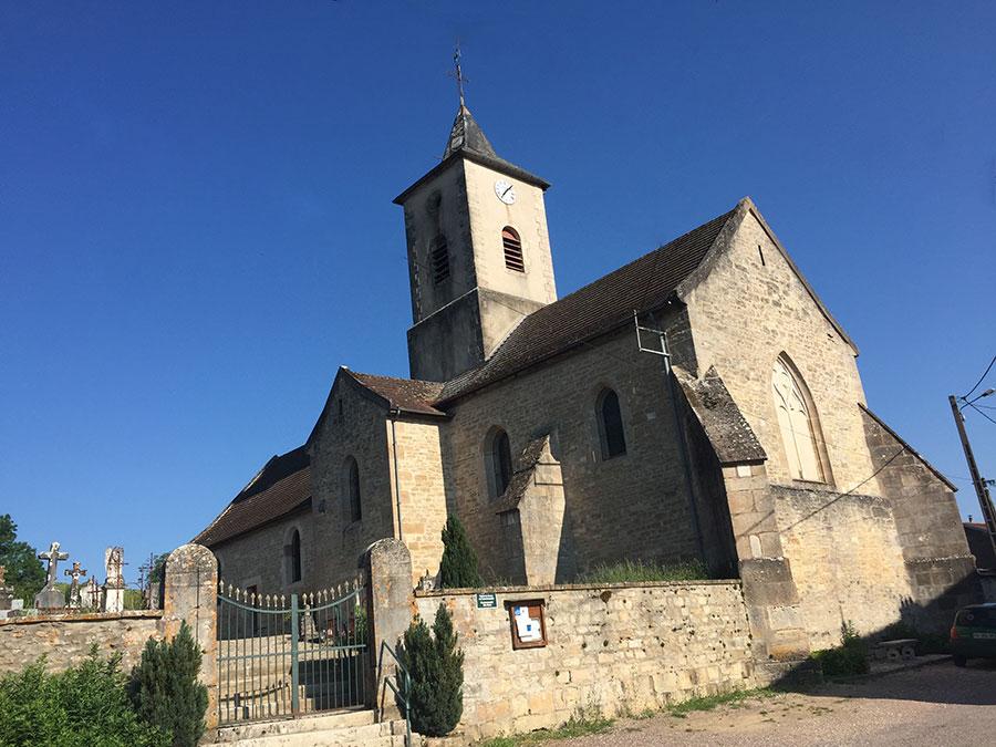 Eglise de Blaisy-Bas