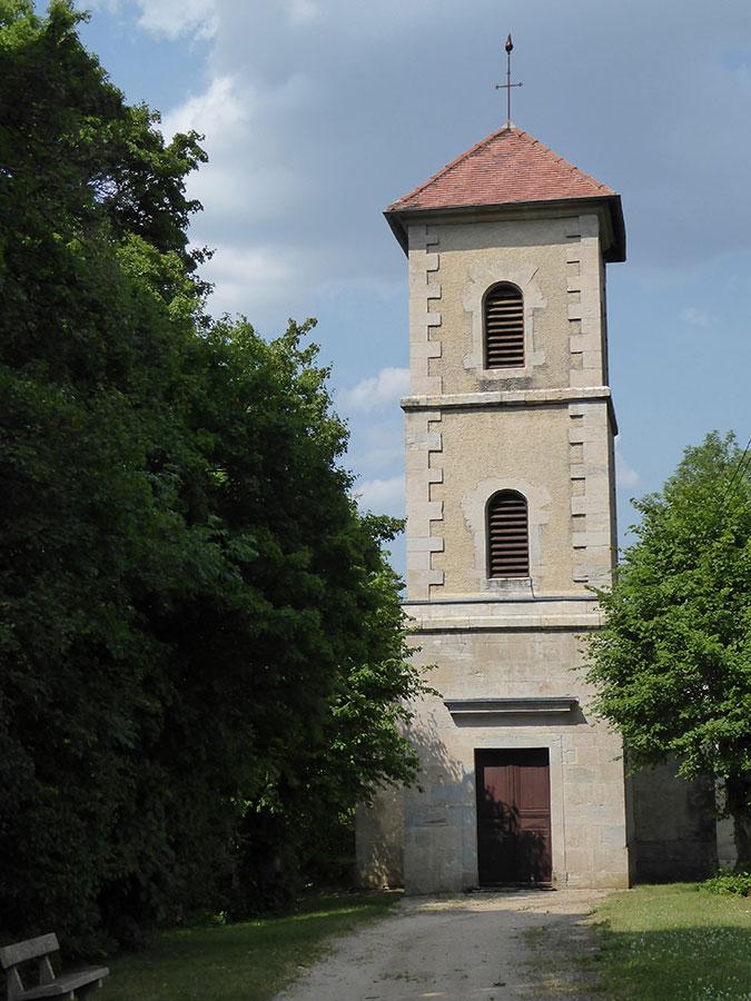 Eglise d'Arcey
