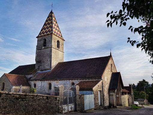 Eglise de Savigny-sous-Mâlain