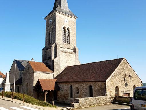 Eglise de Sombernon