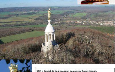 Pèlerinage à Notre-Dame d'Etang