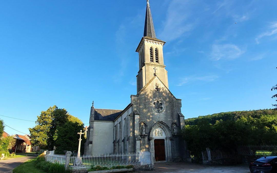 Eglise de Grosbois-en-Montagne